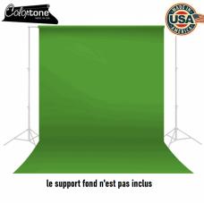 Fond studio en papier Colortone Vert Chroma 5446 2.75 x 11 m