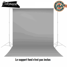 Fond studio en papier Colortone Slate Gray 5826 2.75 x 11 m