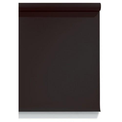 Fond studio en papier Seamless Noir 44  2.72 x 10m