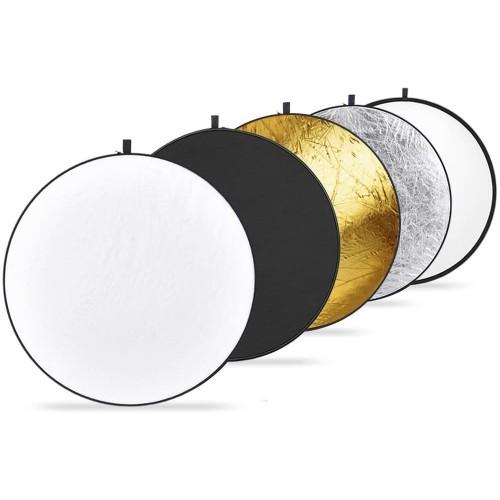 Godox réflecteur 5 en 1 110cm circulaire