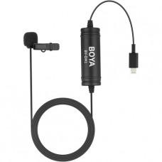 BOYA BY-DM1 Micro cravate numérique omnidirectionnel avec connecteur Lightning