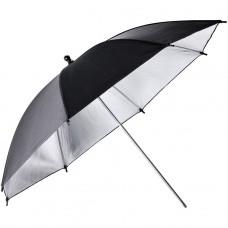 Godox parapluie argent noir 84cm