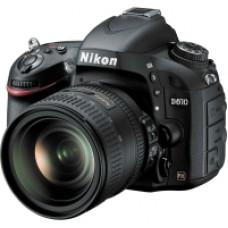 Nikon D610 kit AF-S FX VR ED 24-85 mm f/3.5 – 4.5 série G Nikkor