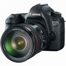 Canon EOS 6D + EF 24-105 mm F/4.0 L IS USM