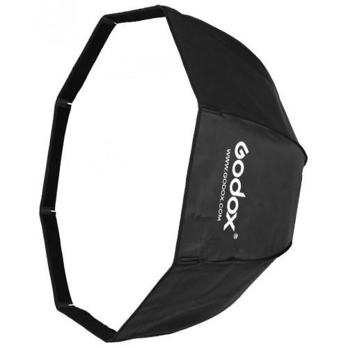 Softbox Godox 80cm Octogonale Monture Bowens