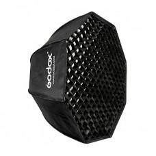 Softbox Godox 120cm Octogonale avec Grid Monture Bowens